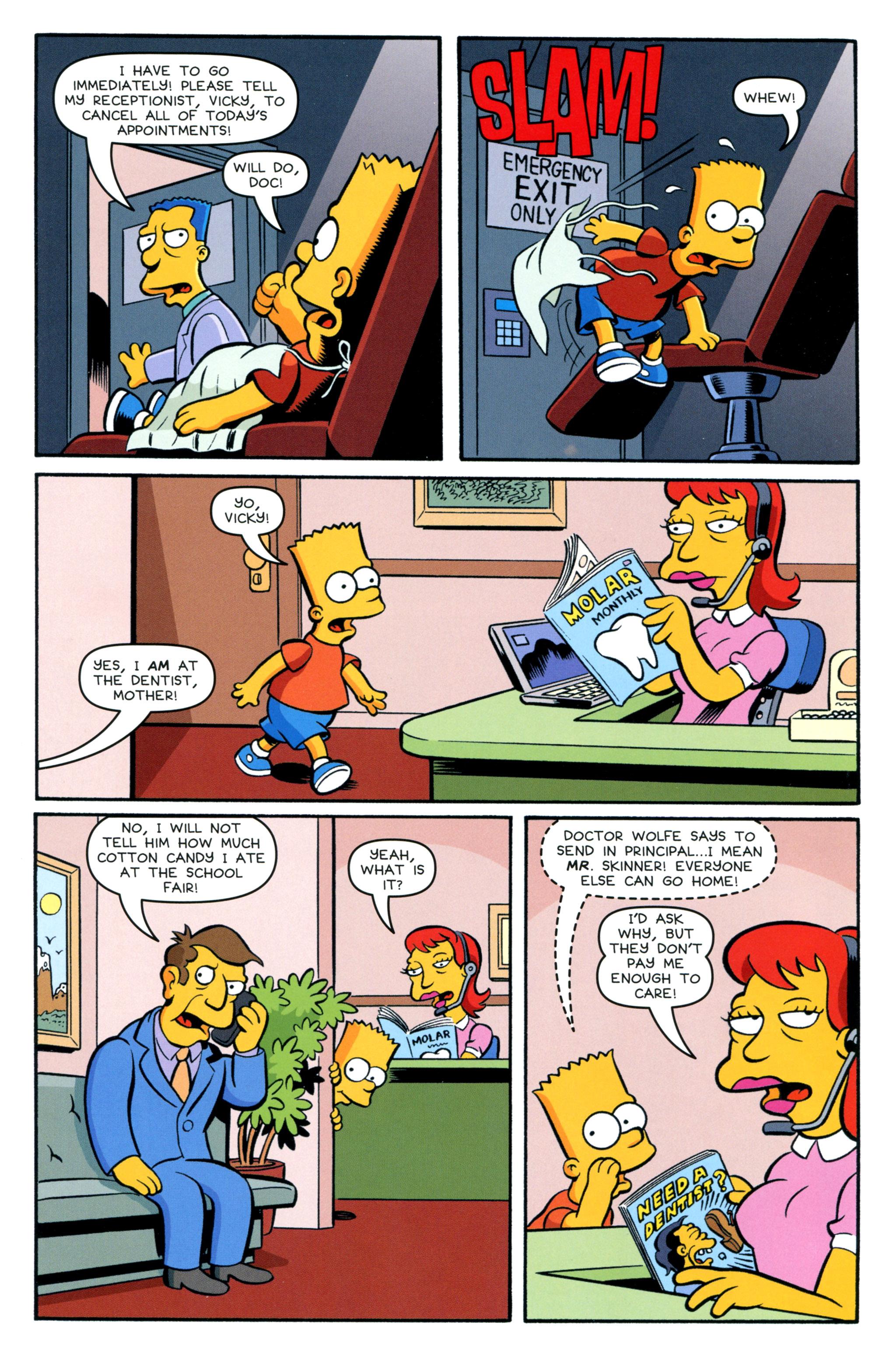 Read online Simpsons Comics Presents Bart Simpson comic -  Issue #89 - 16