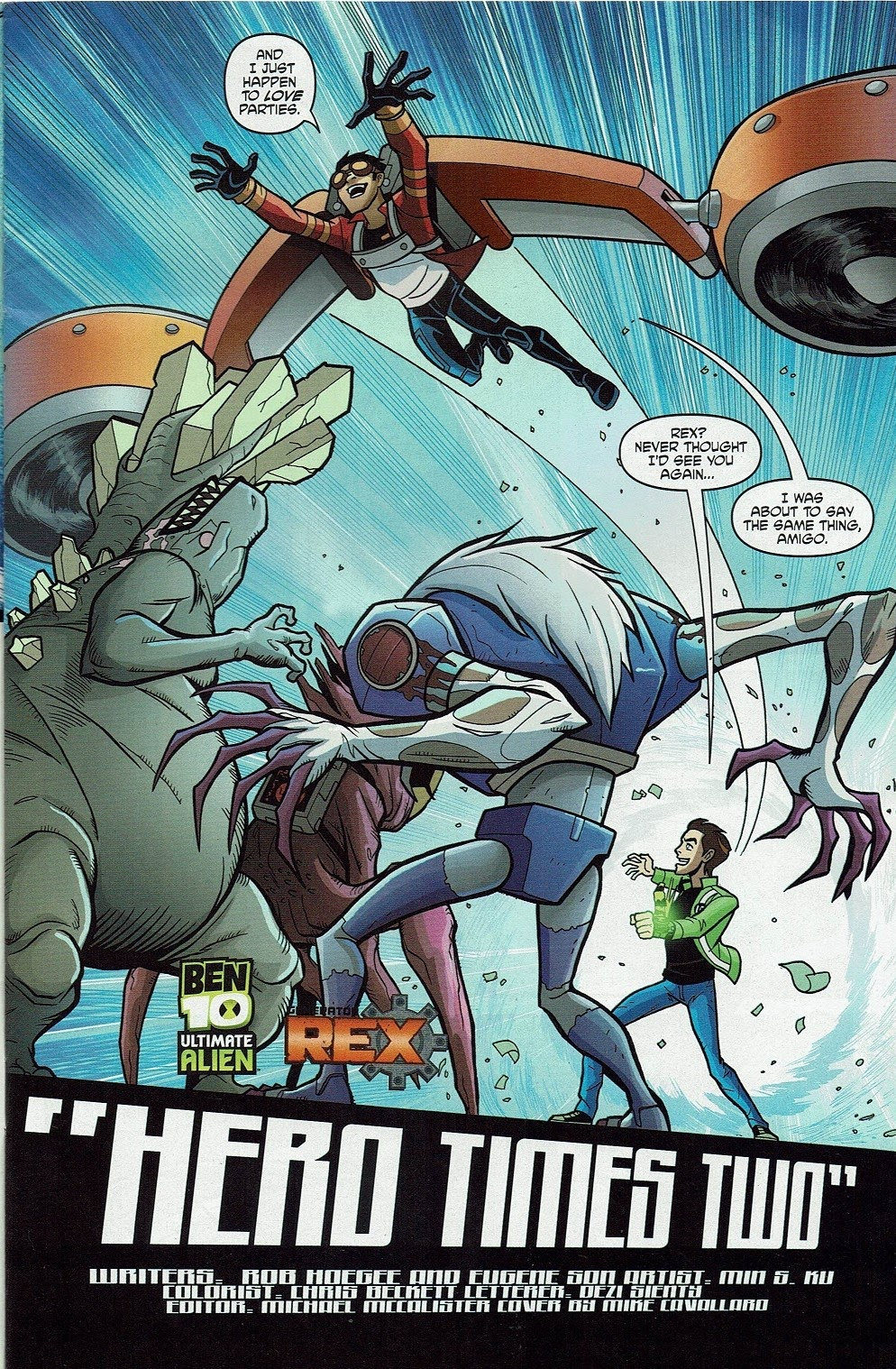 Read online Cartoon Network Action Pack comic -  Issue #65 - 5
