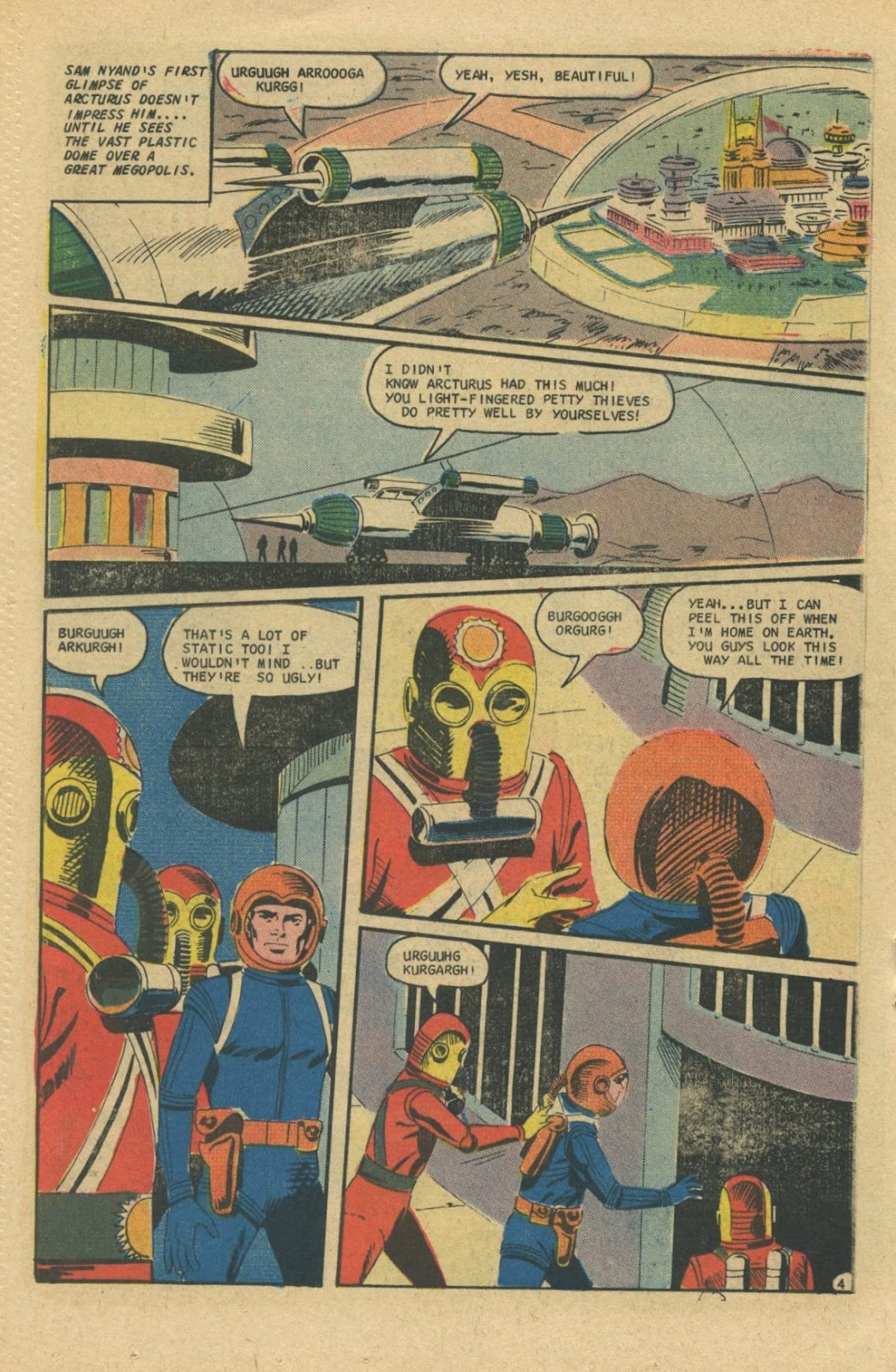 Space Adventures (1968) issue 8 - Page 18