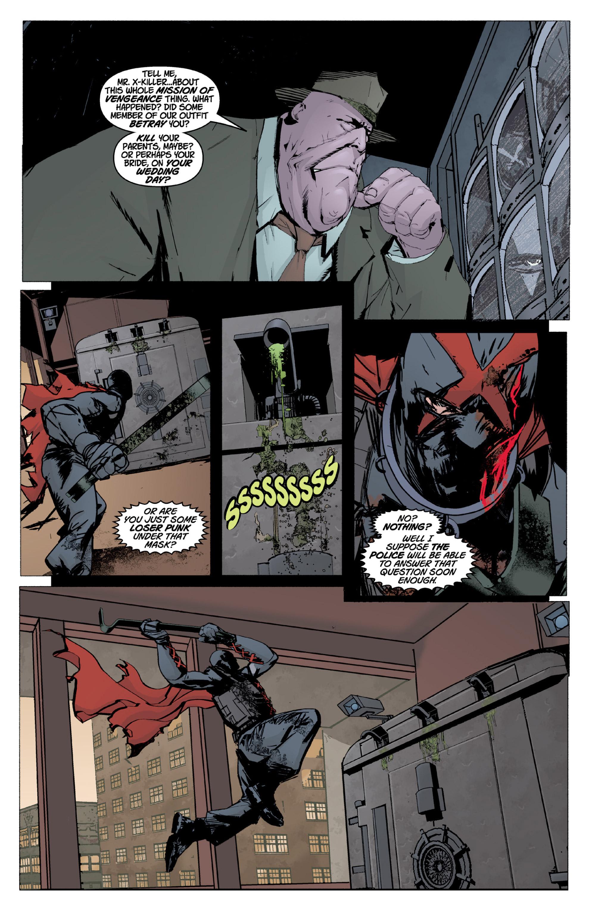 Read online X: Big Bad comic -  Issue # Full - 29