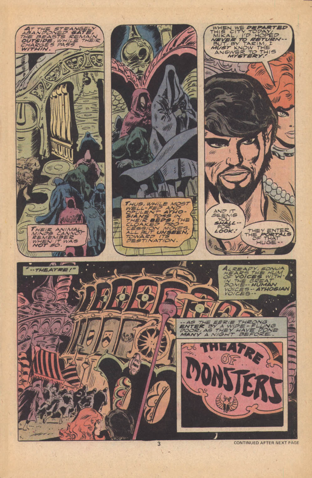 Red Sonja (1977) issue 4 - Page 4