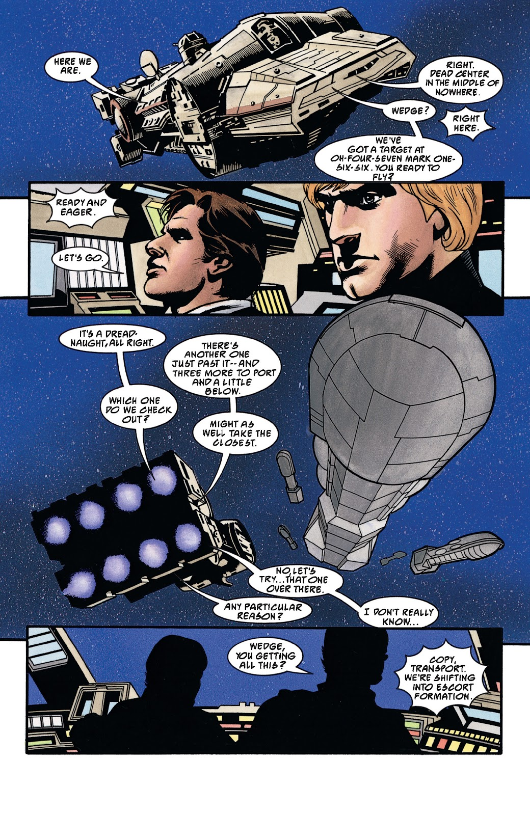 Read online Star Wars Legends: The New Republic - Epic Collection comic -  Issue # TPB 4 (Part 3) - 81