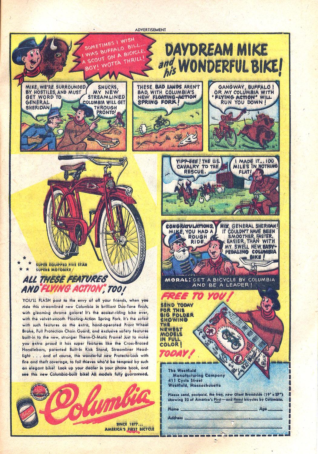 Read online Sensation (Mystery) Comics comic -  Issue #94 - 49