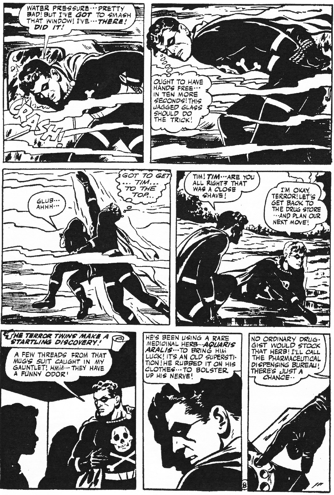 Read online Men of Mystery Comics comic -  Issue #76 - 64