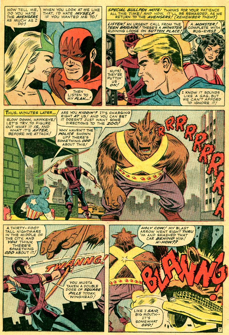 The Avengers (1963) 21 Page 10