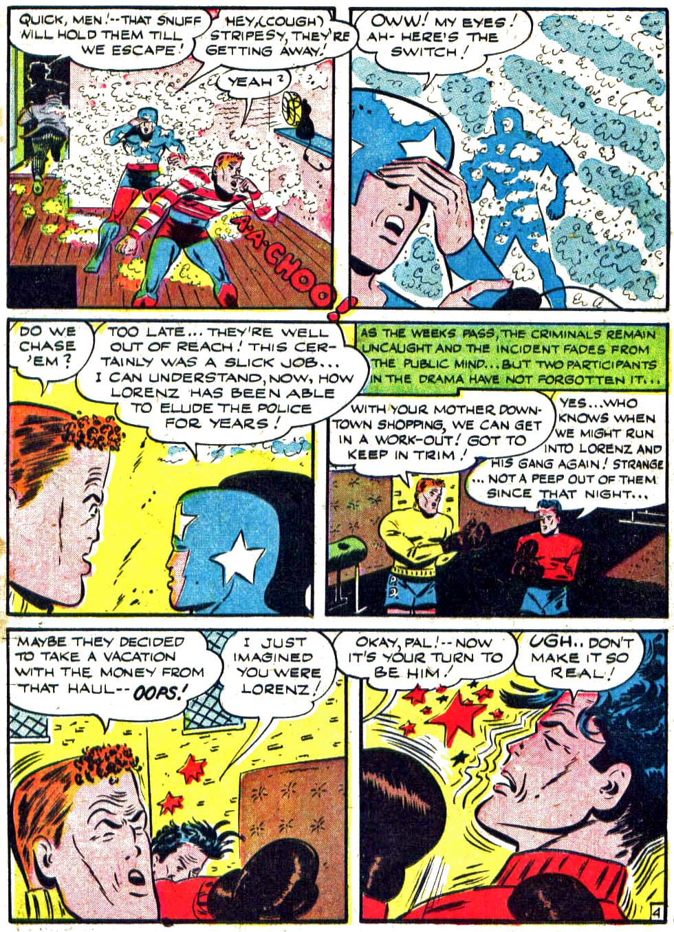 Star Spangled Comics (1941) issue 27 - Page 20