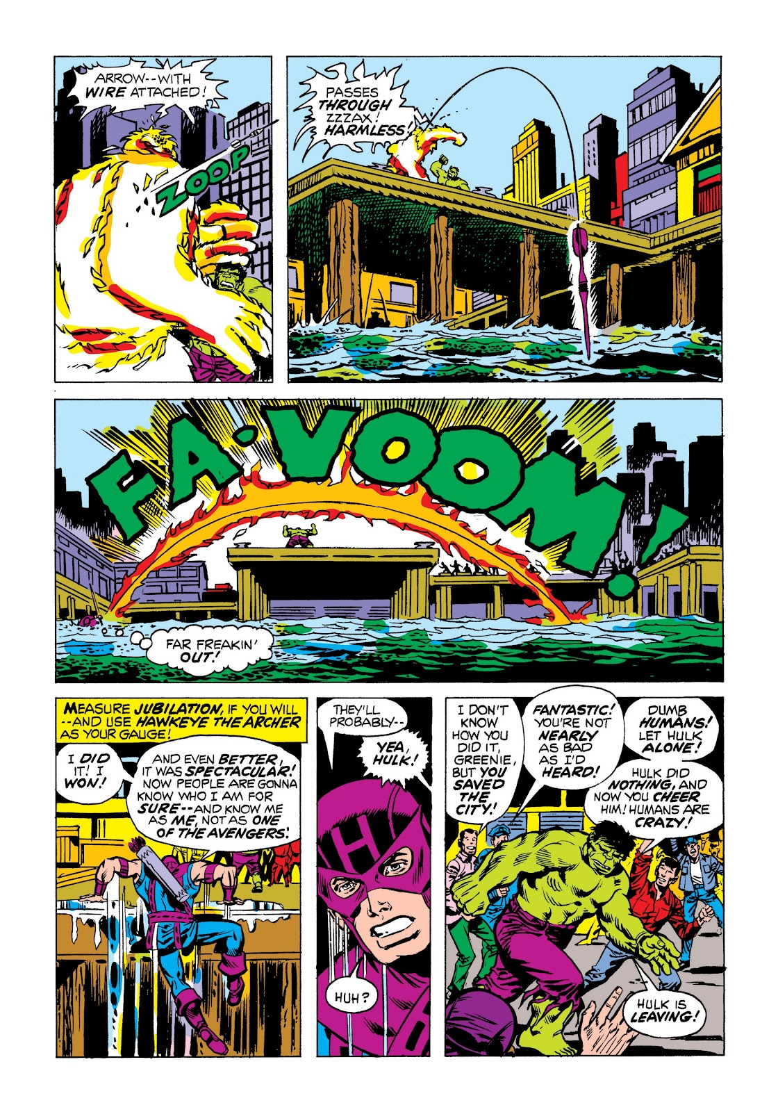 Read online Marvel Masterworks: The Incredible Hulk comic -  Issue # TPB 9 (Part 3) - 15