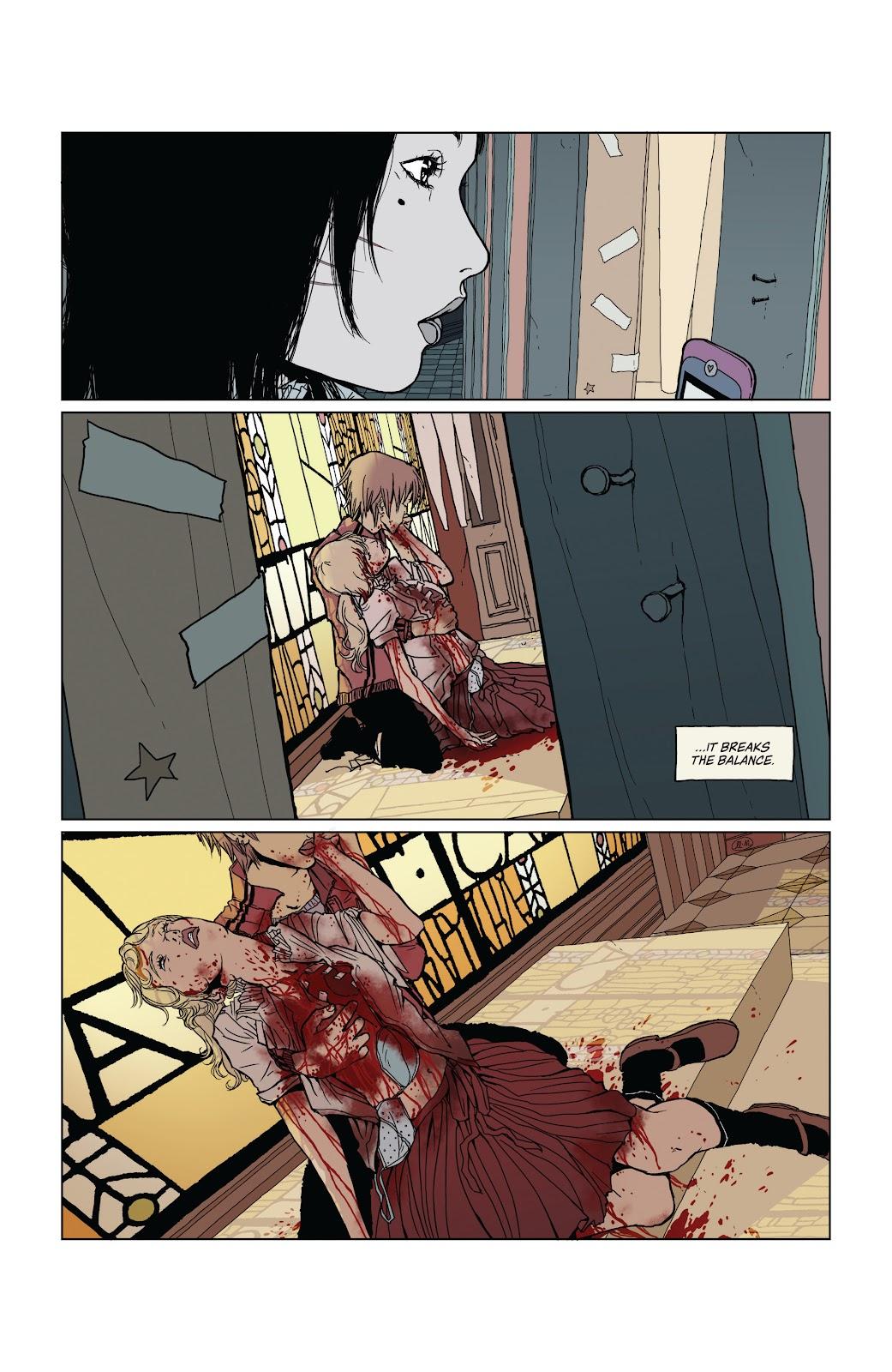Read online Heartbeat comic -  Issue #1 - 24