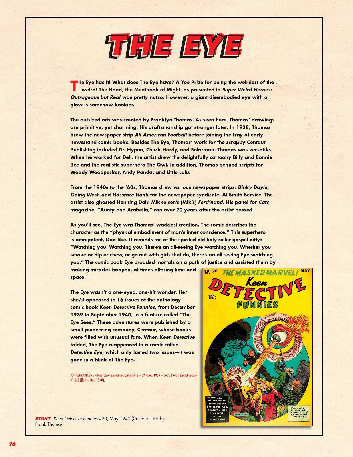 Read online Super Weird Heroes comic -  Issue # TPB 2 (Part 1) - 70