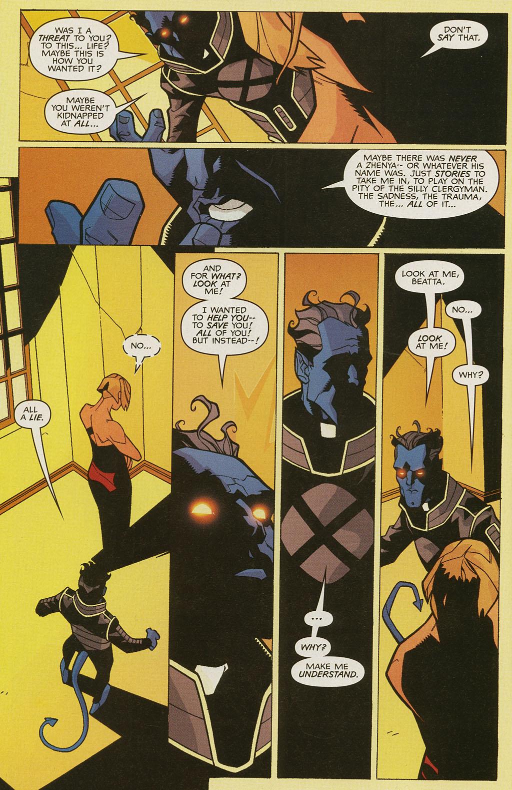Read online Nightcrawler (2002) comic -  Issue #4 - 7