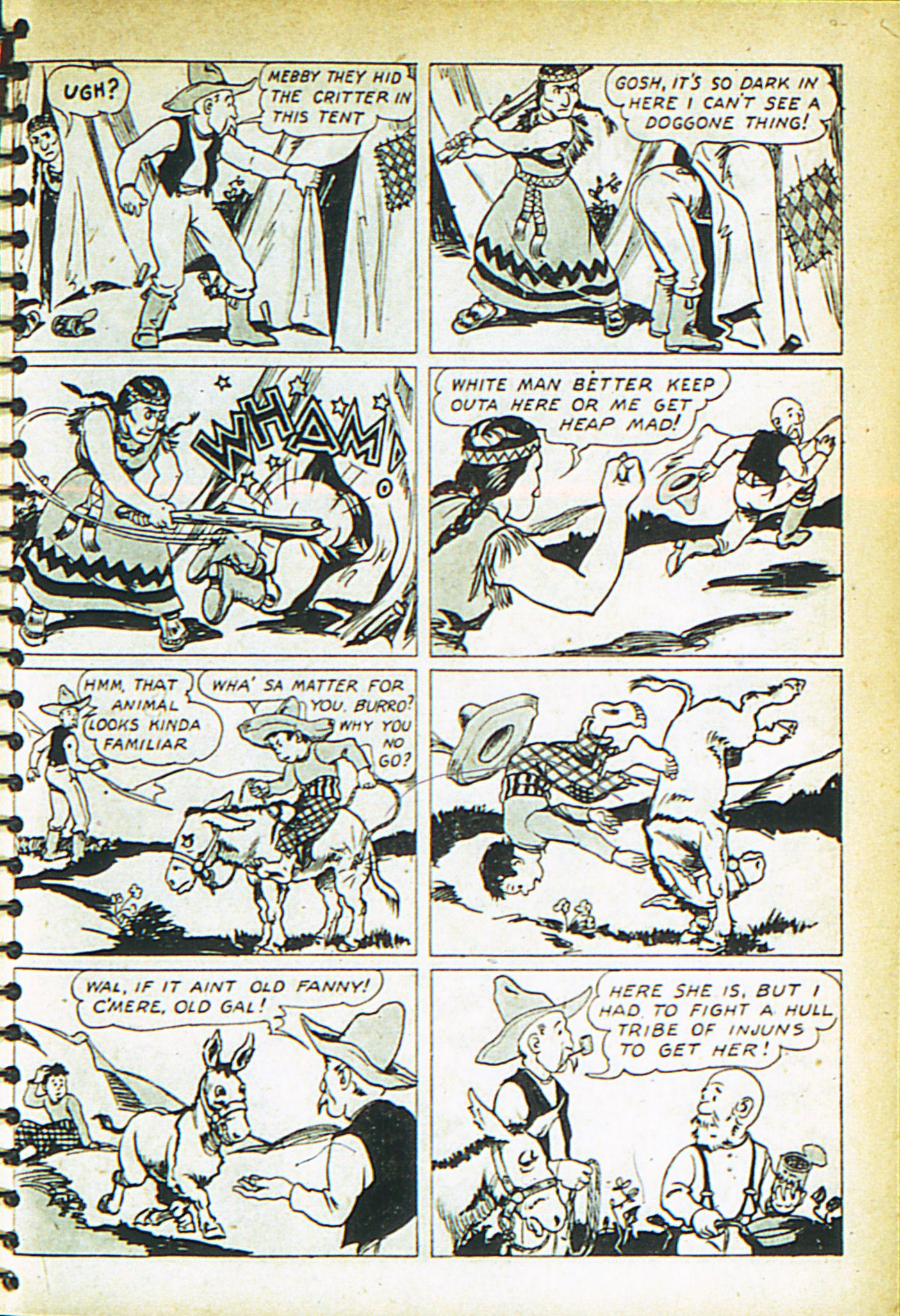 Read online Adventure Comics (1938) comic -  Issue #26 - 46