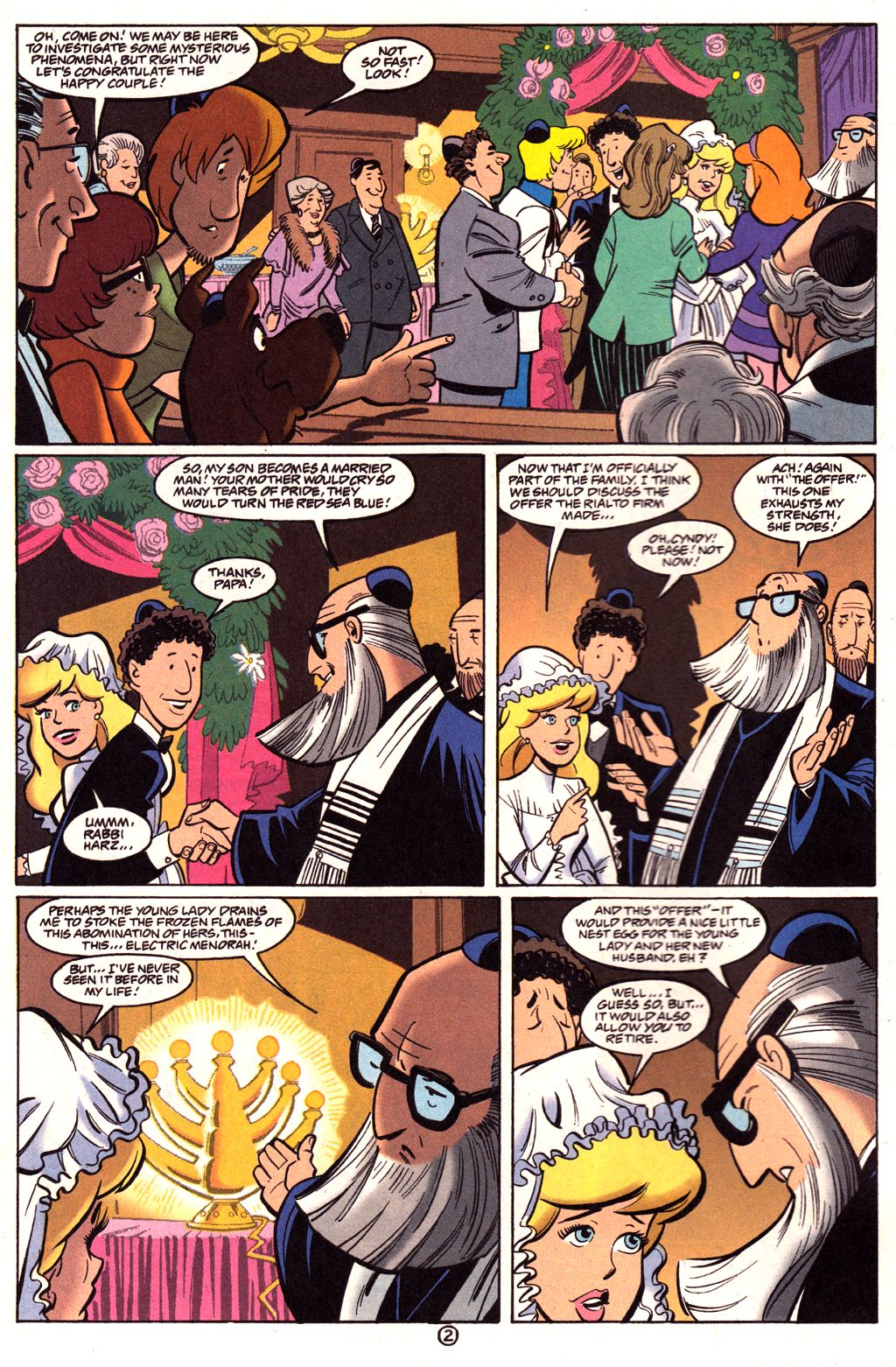Read online Scooby-Doo (1997) comic -  Issue #3 - 3