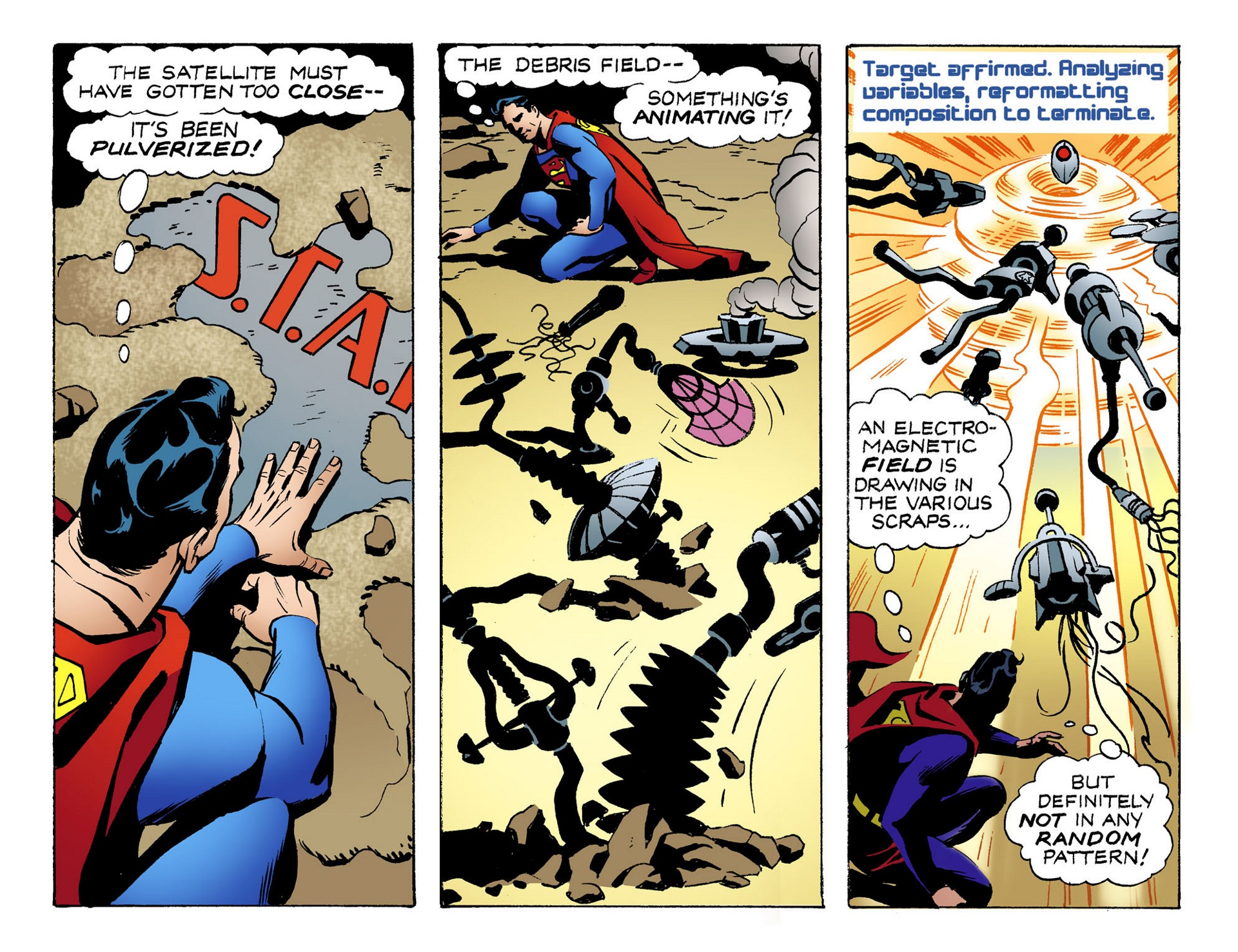 Read online Adventures of Superman [I] comic -  Issue #51 - 7