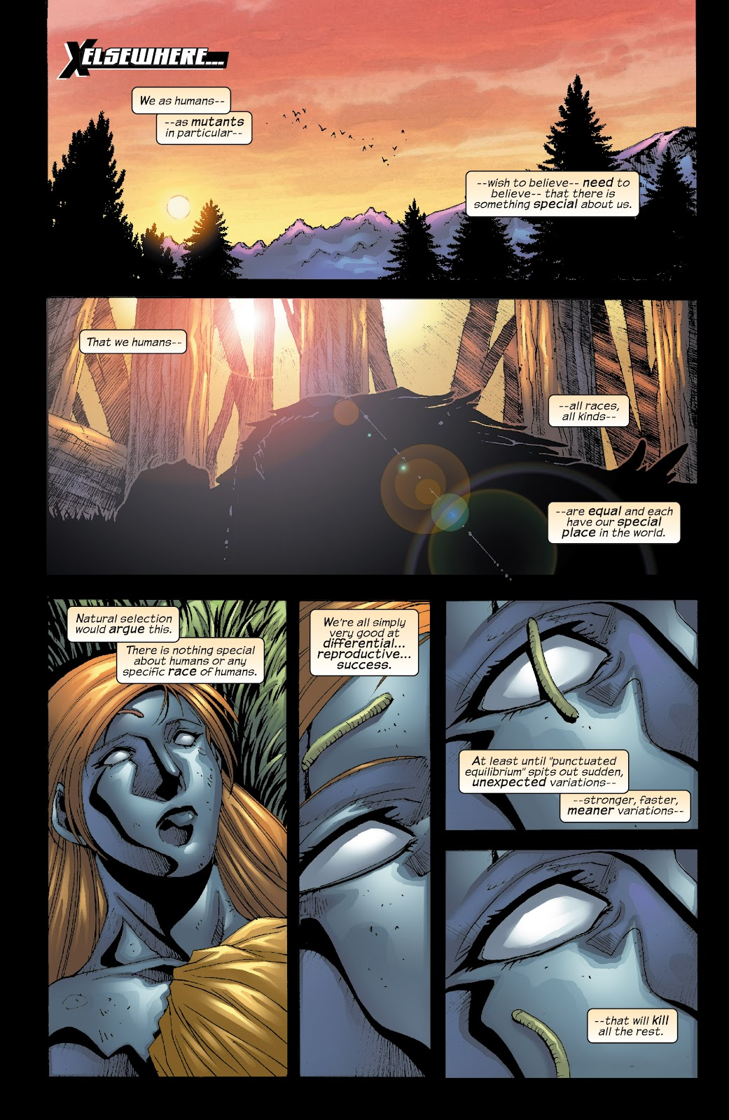 Read online X-Men: Unstoppable comic -  Issue # TPB (Part 3) - 38