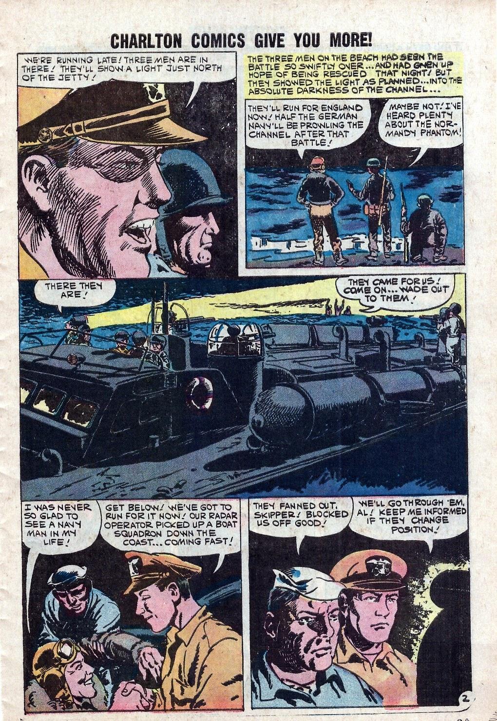 Read online Fightin' Navy comic -  Issue #94 - 27