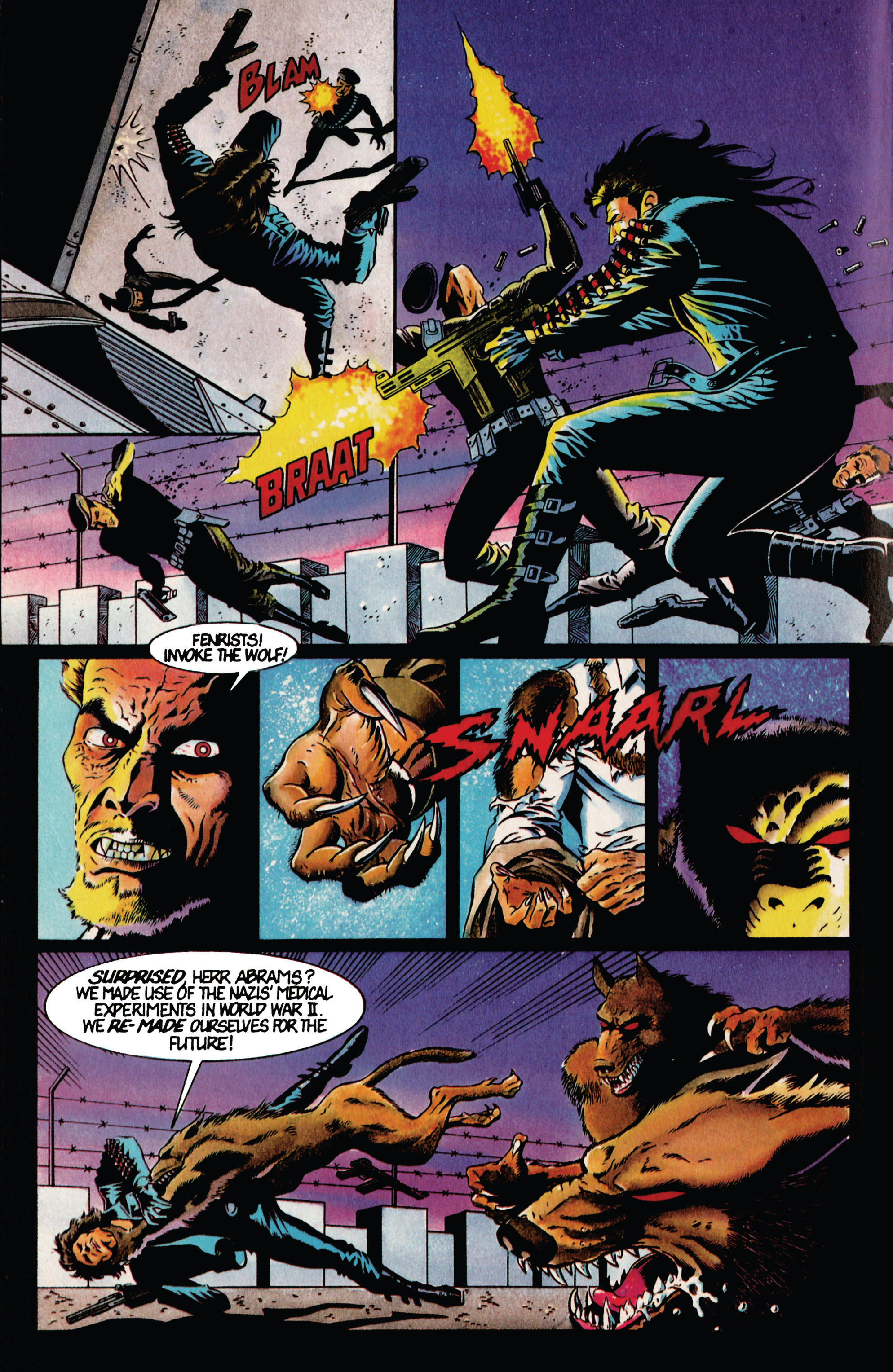Read online Eternal Warrior (1992) comic -  Issue #36 - 16