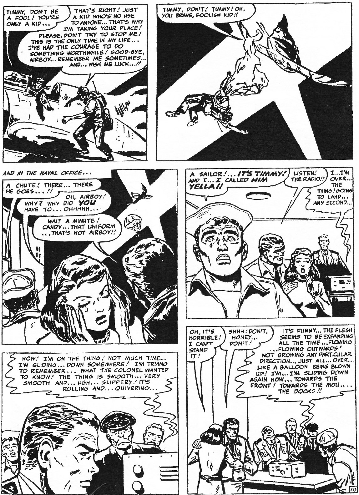 Read online Men of Mystery Comics comic -  Issue #57 - 36