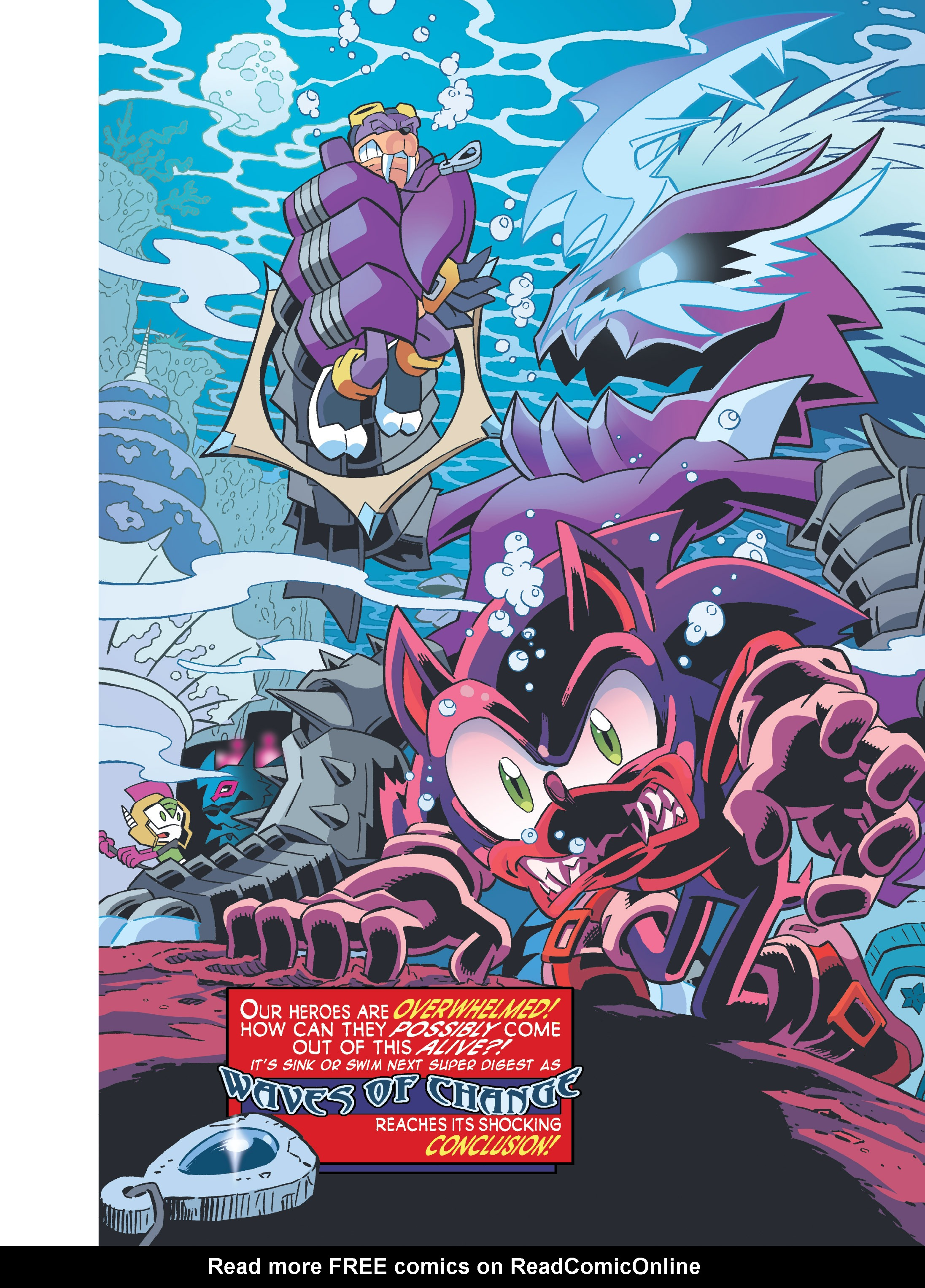 Read online Sonic Super Digest comic -  Issue #10 - 94