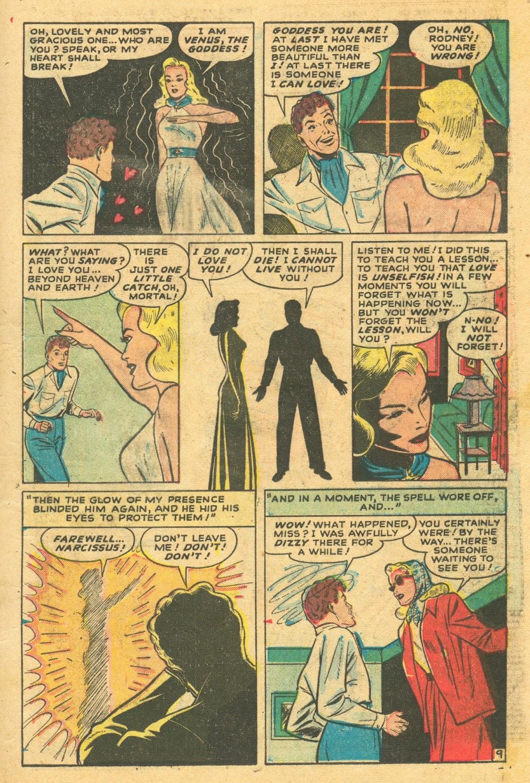 Venus (1948) issue 3 - Page 13