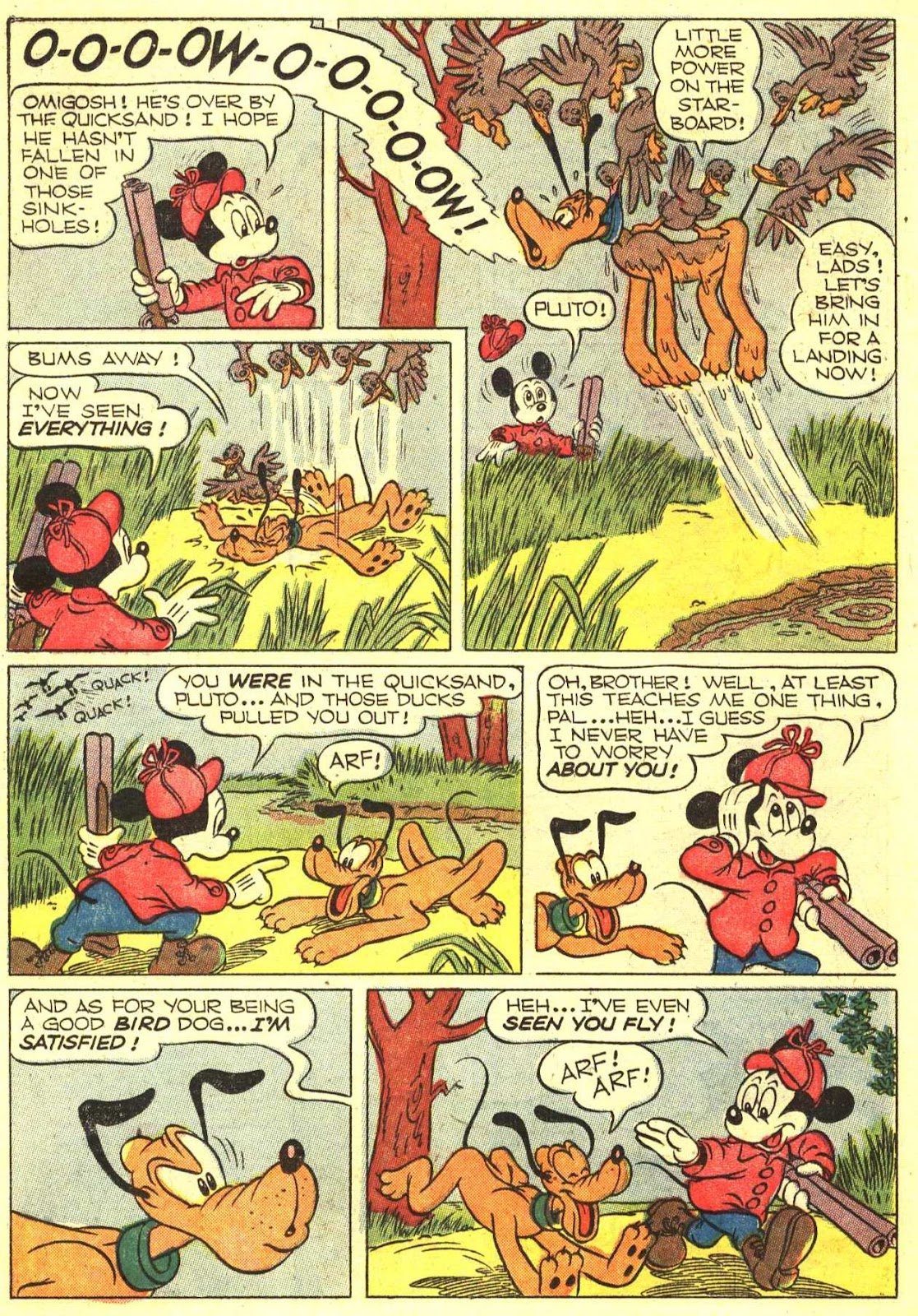 Walt Disney's Comics and Stories issue 193 - Page 22