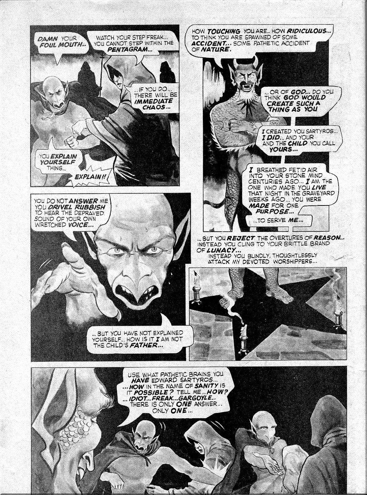 Nightmare (1970) issue 10 - Page 65