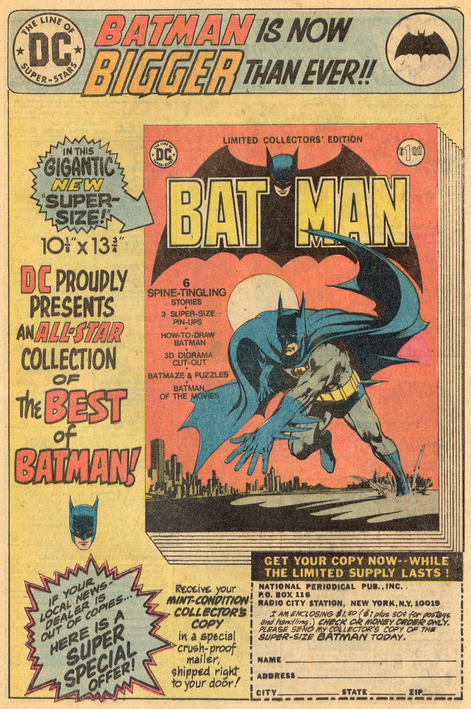 Read online Adventure Comics (1938) comic -  Issue #432 - 22