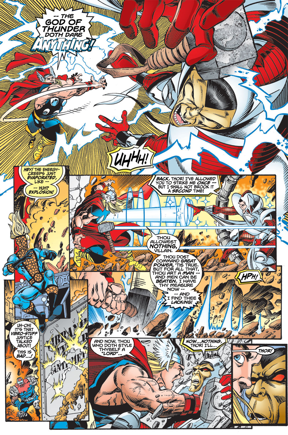 Read online Avengers (1998) comic -  Issue #13 - 21