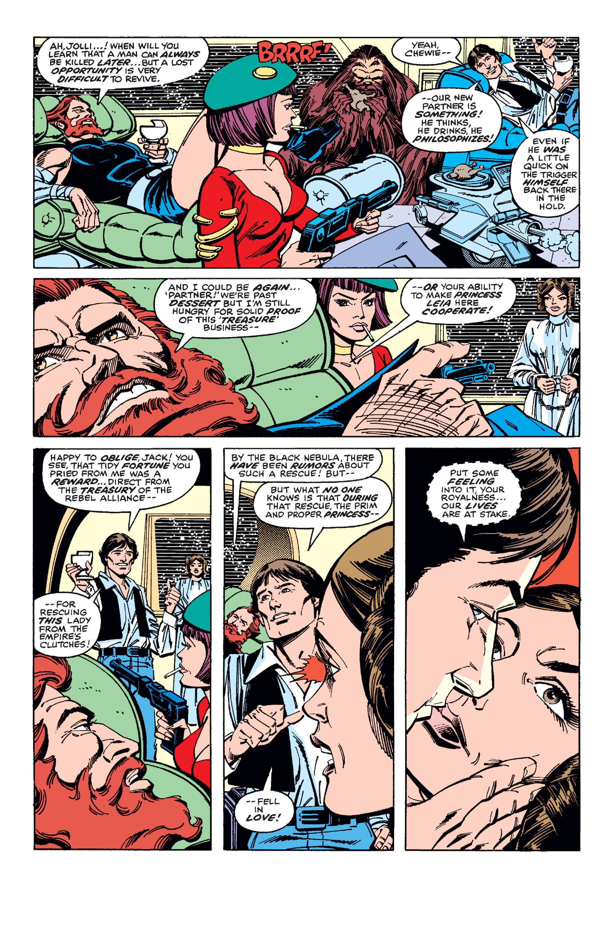 Read online Star Wars Omnibus comic -  Issue # Vol. 13 - 196