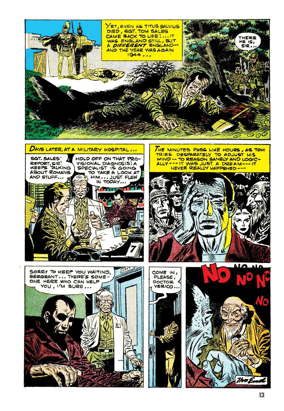 Read online The Joe Kubert Archives comic -  Issue # TPB (Part 1) - 24