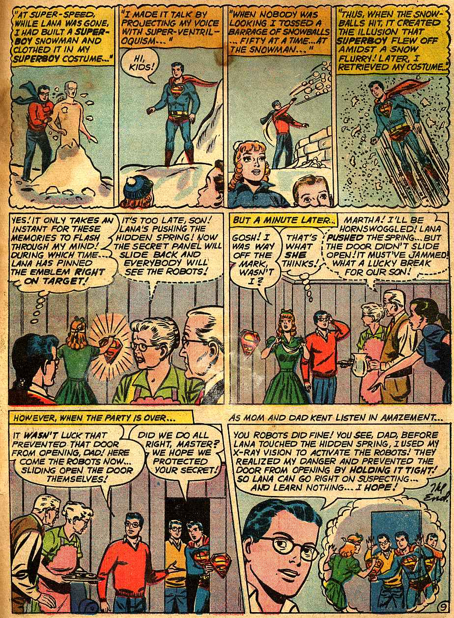 Superboy (1949) issue 135 - Page 25