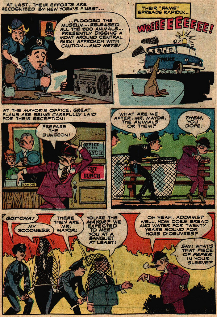 Read online Addams Family comic -  Issue #2 - 18