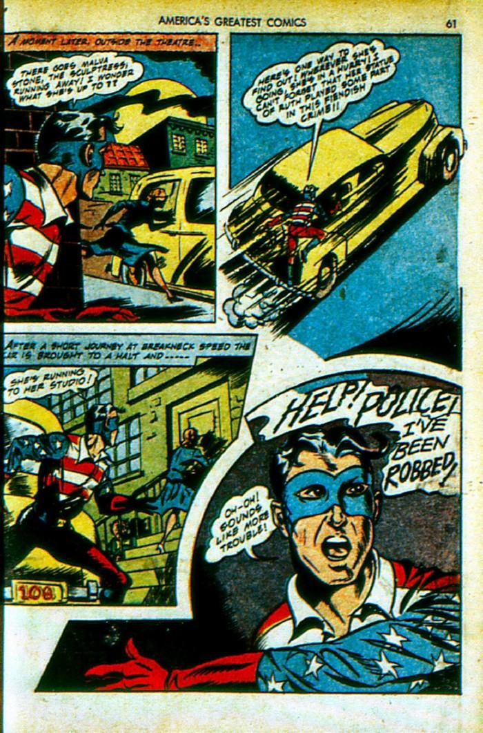 Read online America's Greatest Comics comic -  Issue #4 - 62