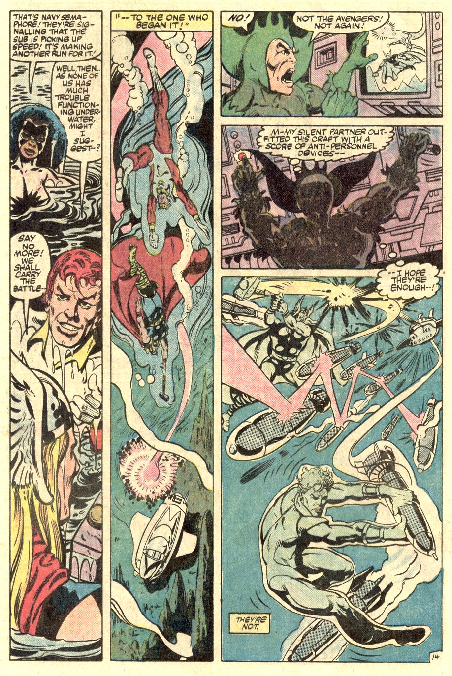 The Avengers (1963) 232 Page 14