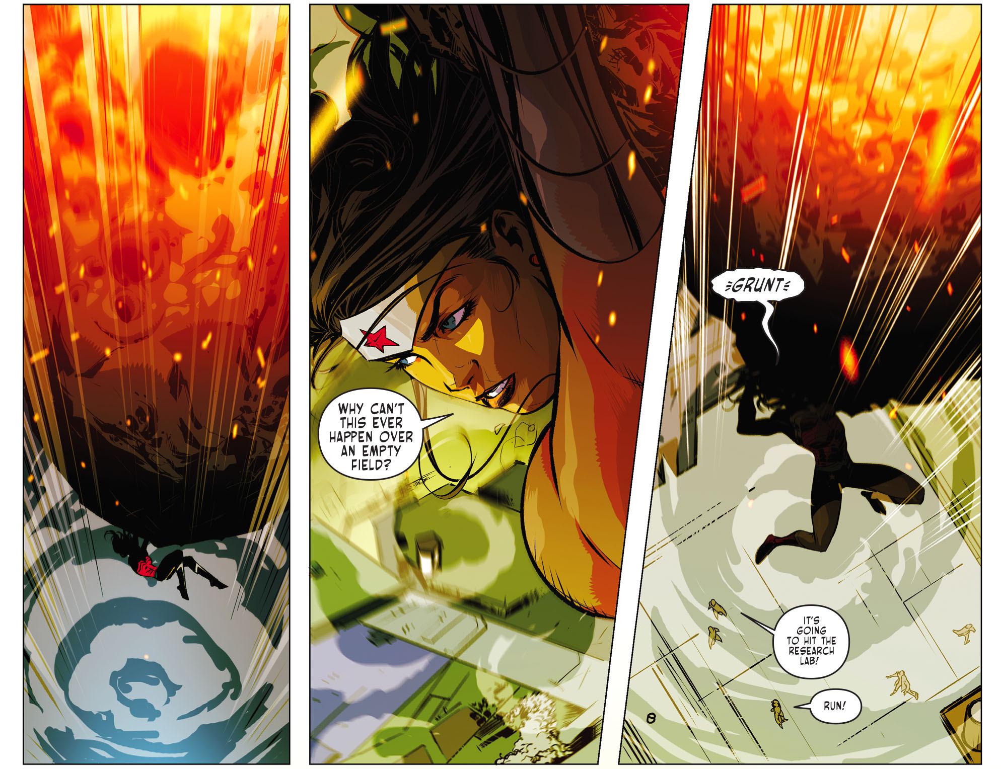 Read online Sensation Comics Featuring Wonder Woman comic -  Issue #25 - 5