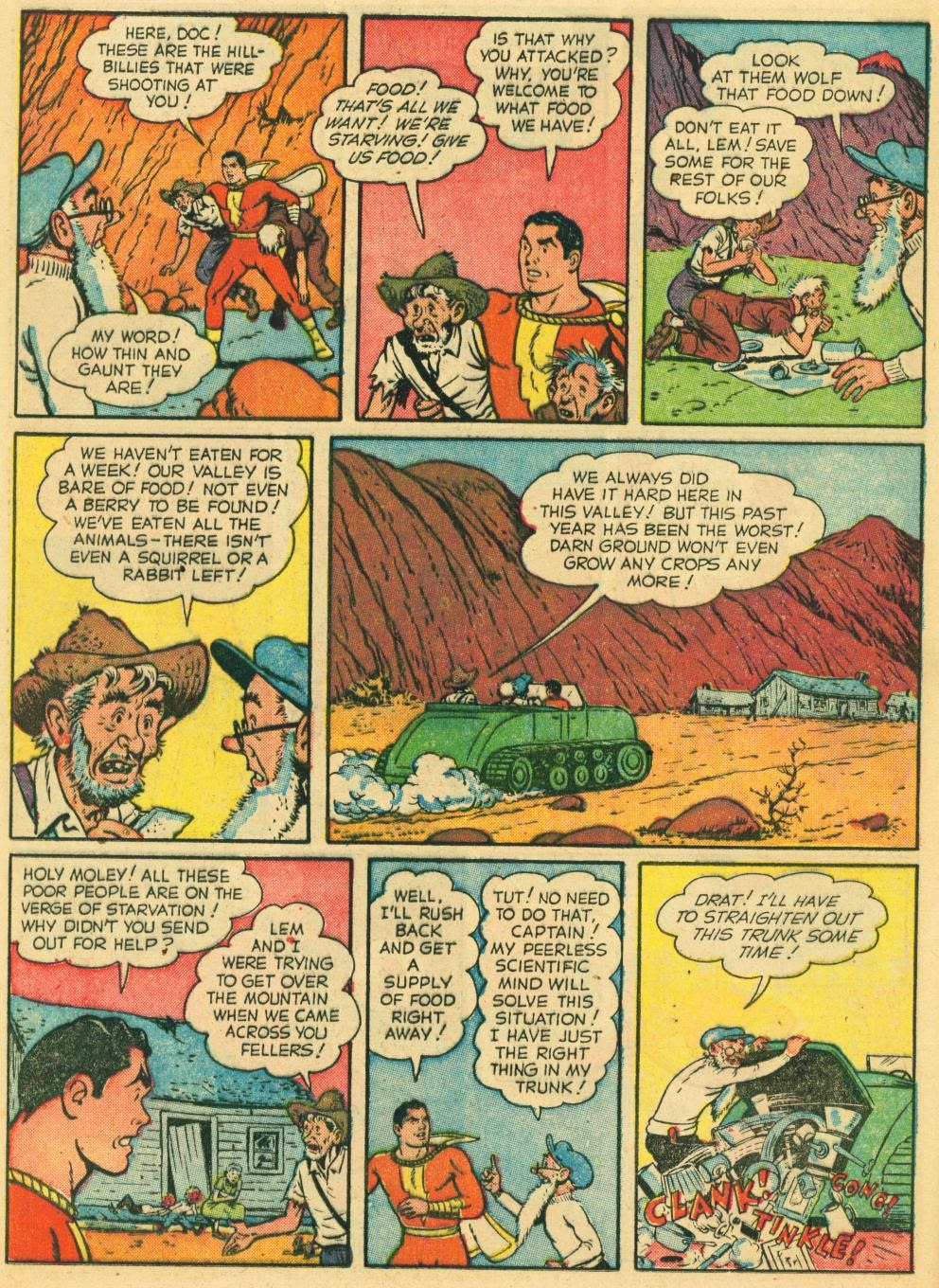 Captain Marvel Adventures issue 130 - Page 20