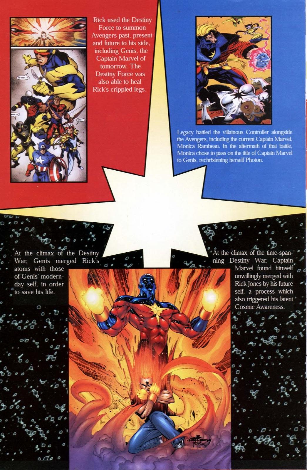 Captain Marvel (1999) Issue #0 #1 - English 18