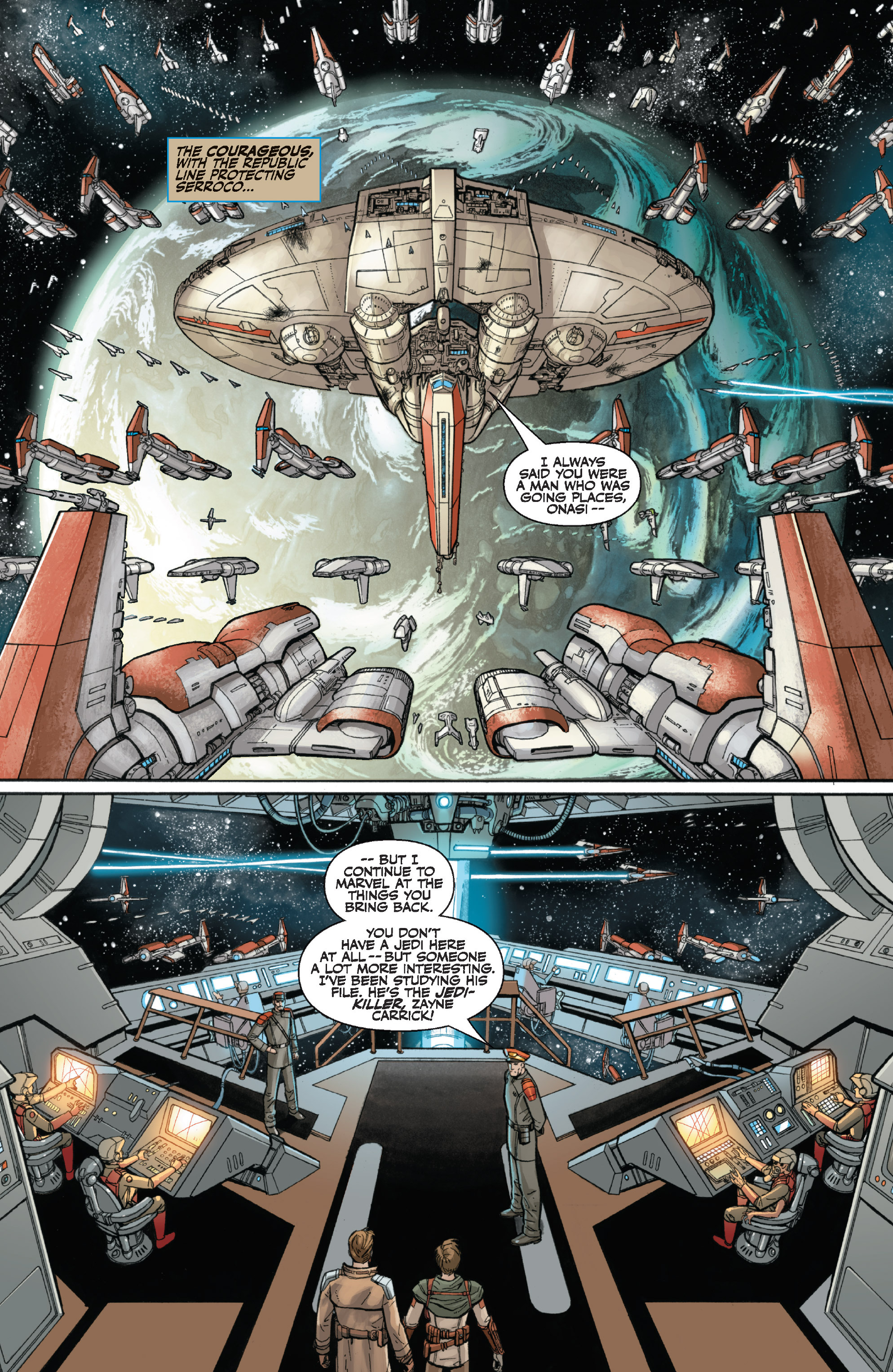 Read online Star Wars Omnibus comic -  Issue # Vol. 29 - 326