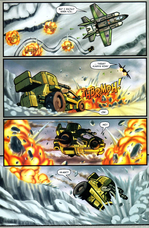 Read online Transformers Armada comic -  Issue #12 - 18