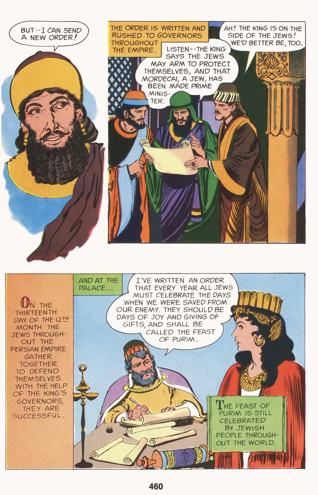The Picture Bible issue TPB (Part 5) - Page 63