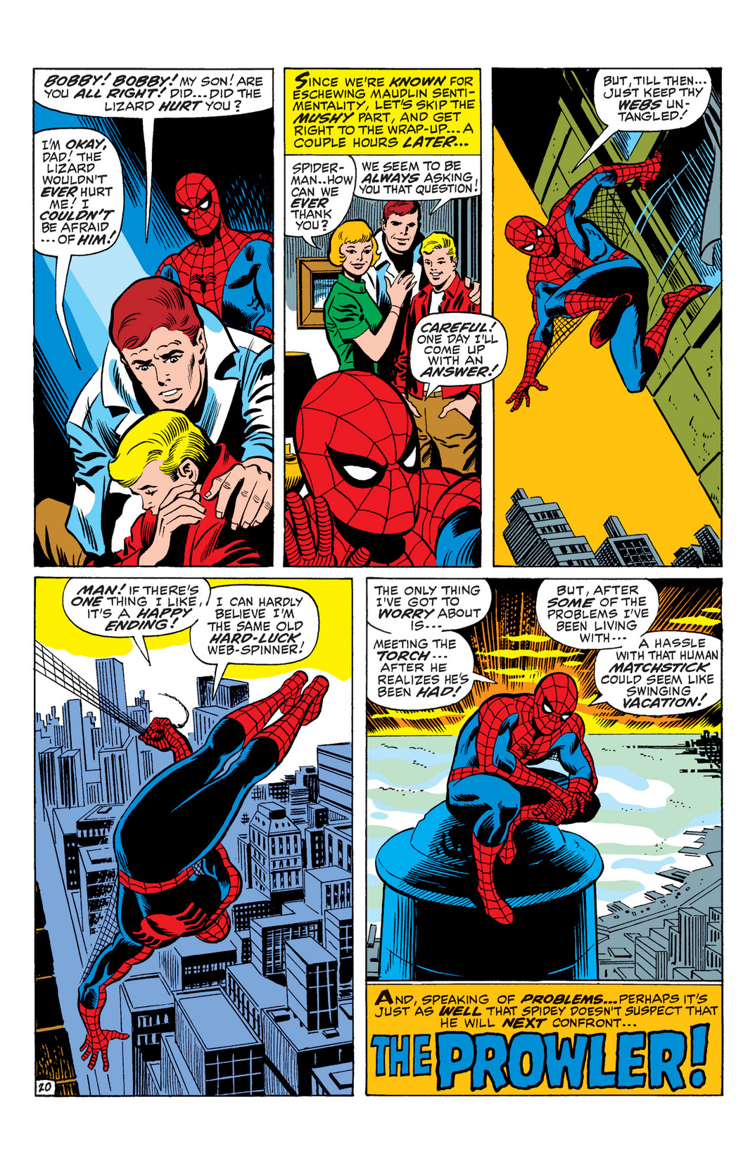 The Amazing Spider-Man (1963) 77 Page 20