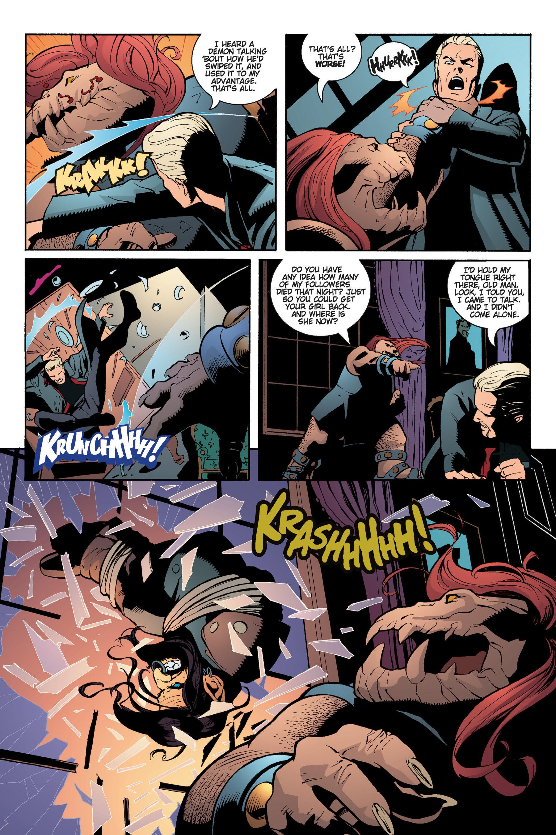 Read online Buffy the Vampire Slayer: Omnibus comic -  Issue # TPB 5 - 191