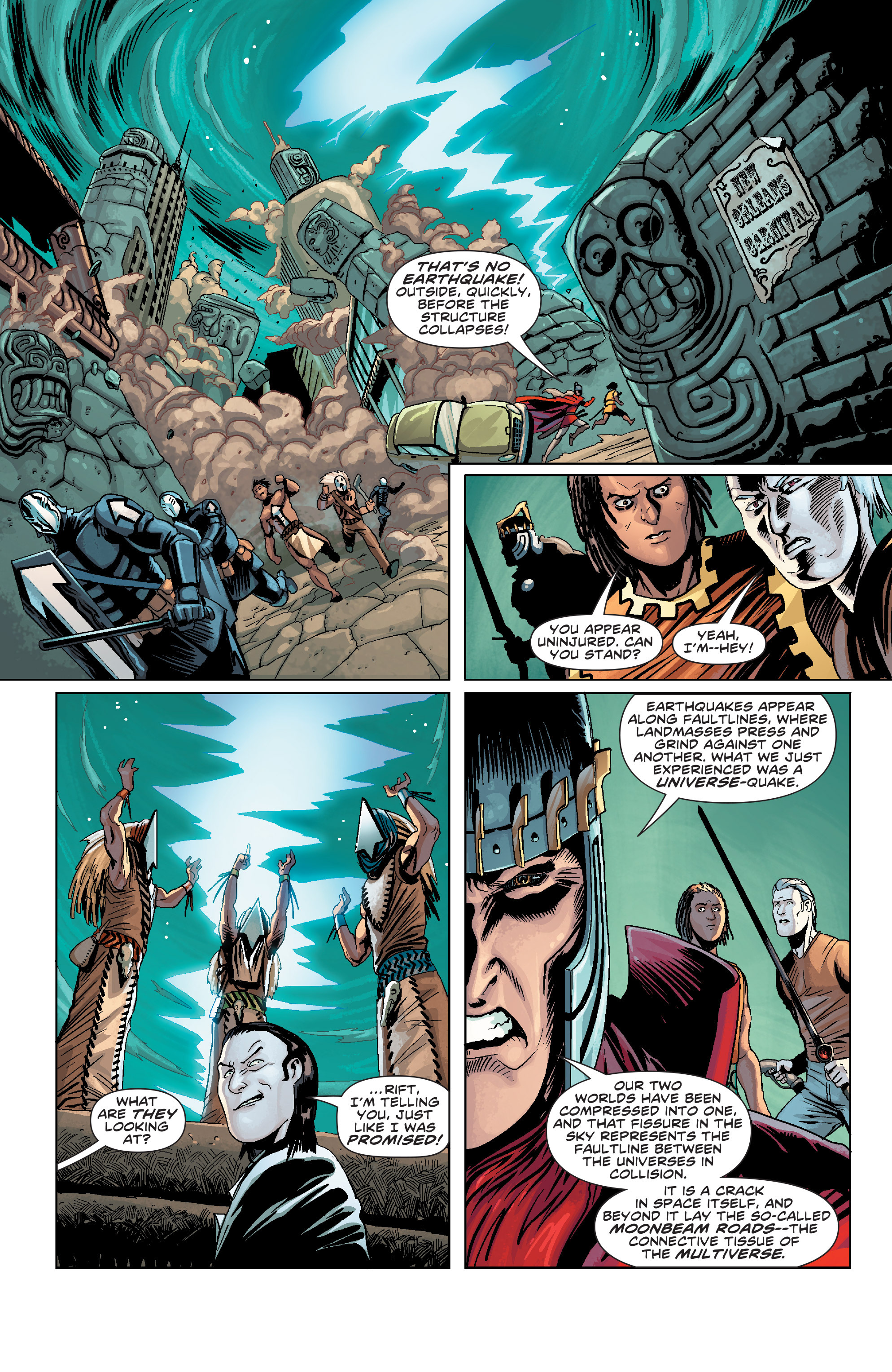 Read online Elric: The Balance Lost comic -  Issue # TPB 2 - 12
