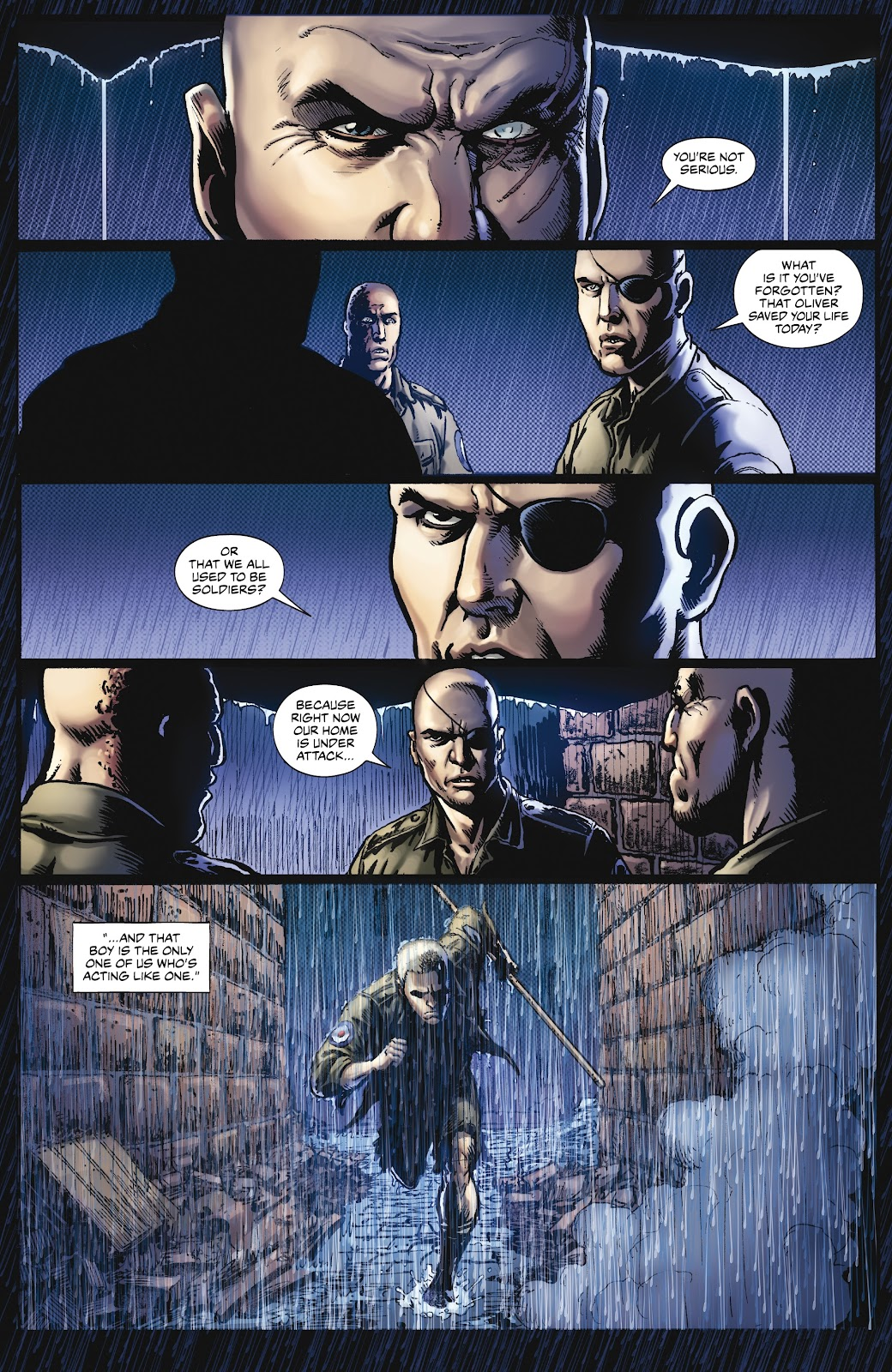 Read online Oliver comic -  Issue #3 - 18