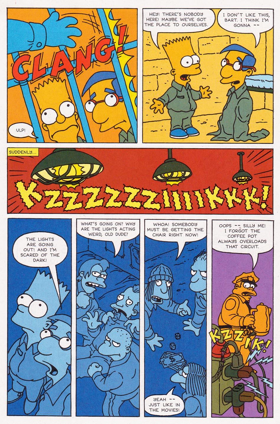 Read online Simpsons Comics comic -  Issue #2 - 10