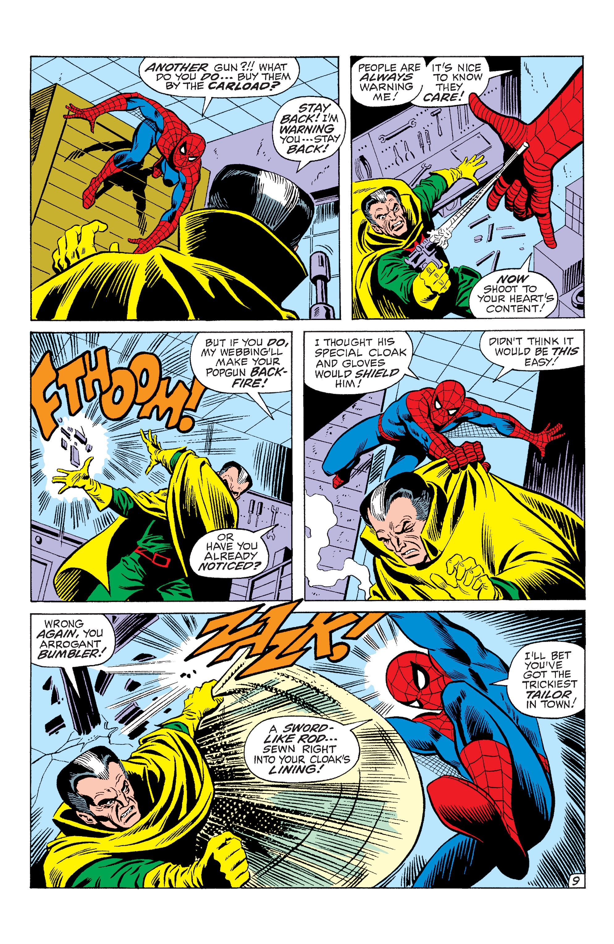 The Amazing Spider-Man (1963) 85 Page 9