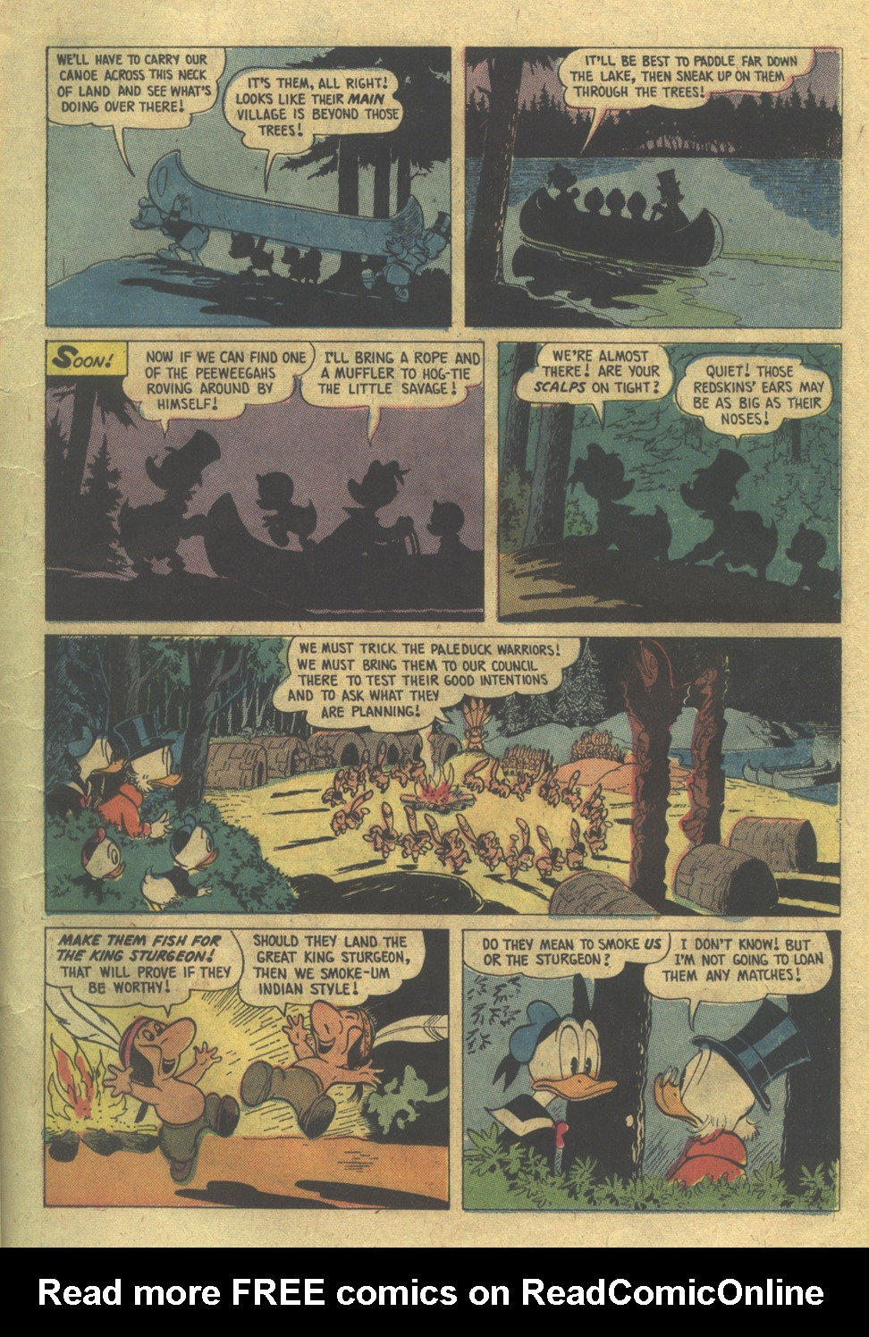 Read online Uncle Scrooge (1953) comic -  Issue #112 - 15
