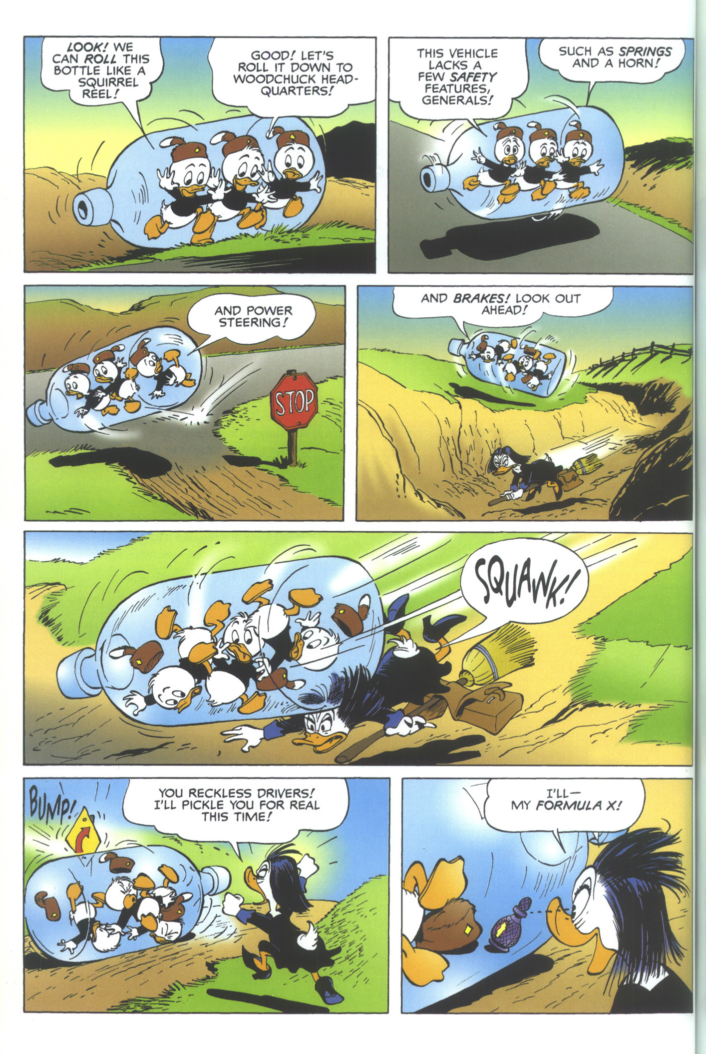 Read online Uncle Scrooge (1953) comic -  Issue #355 - 48