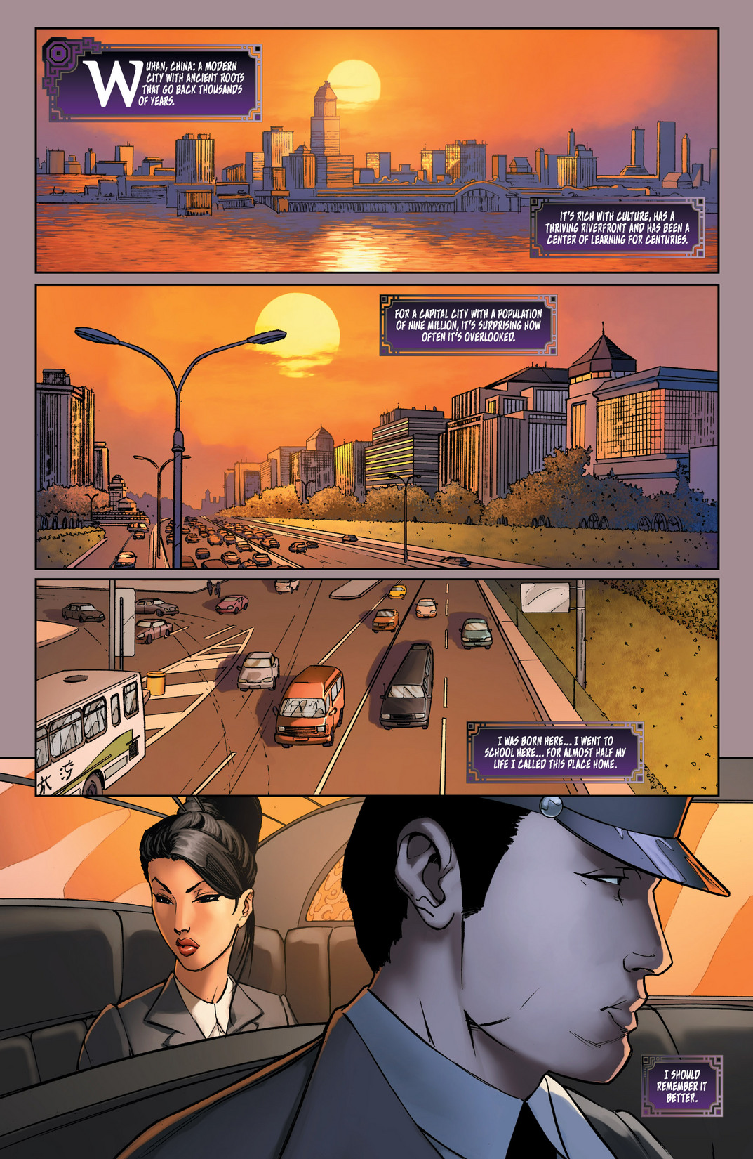 Read online All New Executive Assistant: Iris comic -  Issue #1 - 4