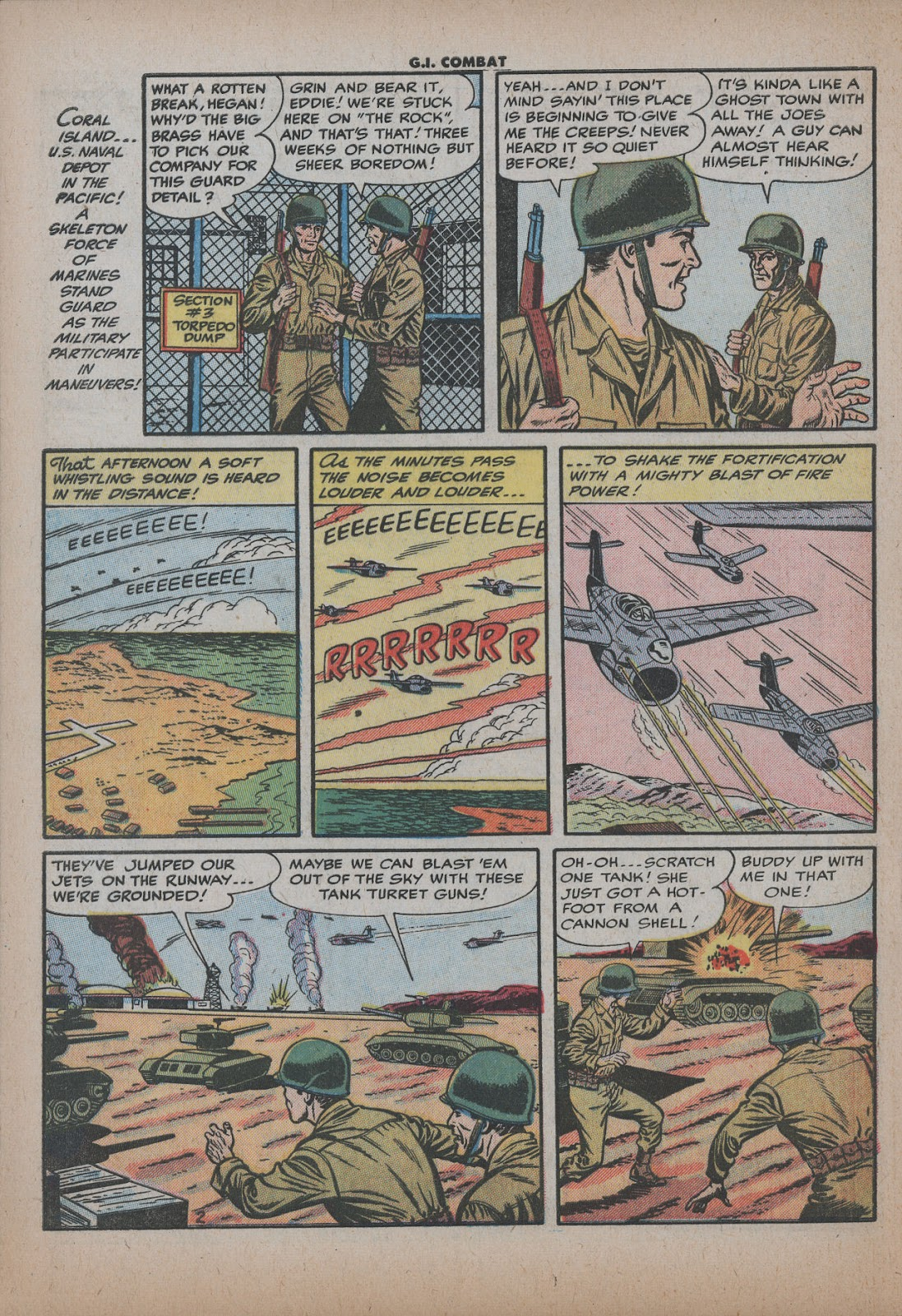 G.I. Combat (1952) issue 26 - Page 4