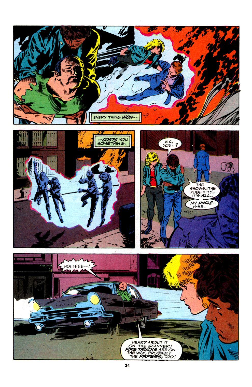 Read online Powerline comic -  Issue #4 - 26